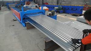 sheet metal roll steel sheet sheet metal roll forming machines with 13 stations