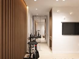 Loft Apartment Home Gym Ideas