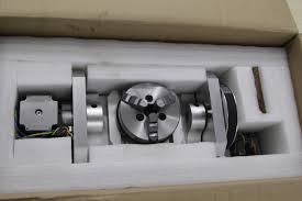5 axis cnc machine 4th axis homemade dividing head for cnc table top router for cnc 4th axis manufacturer from china 104461985