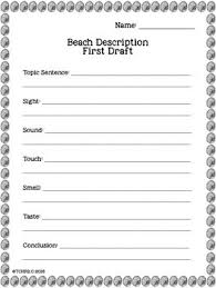 beach descriptive writing paragraph by tchr two point tpt beach descriptive writing paragraph