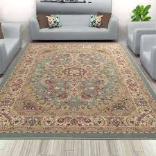5 by 5 rug sweet home collection medallion design ocean green 3 ft x 5 ft 5 by 5 rug