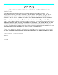 Leading Professional Merchandising Execution Associate Cover Letter