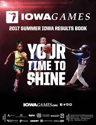 2017 Summer Iowa Games Results Book by Cory Kennedy - issuu