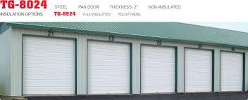 12x12 garage doorTG8024 TG8524  Commercial Garage Door Manufacturer  Garaga