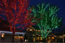 lighting outdoor trees. Christmas Lights Gardner Village Midvale Lighting Outdoor Trees I