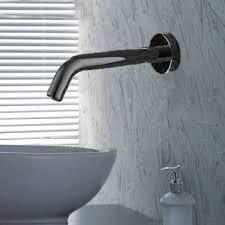 oil rubbed bronze wall mount faucet.  Oil Brio Wall Mount Sensor Faucets Oil Rubbed Bronze Finish For Faucet E