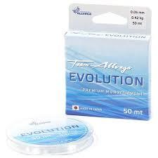 Монофильная <b>леска ALLVEGA</b> EVOLUTION - купить , скидки ...
