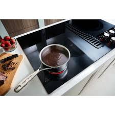 kitchenaid 36 electric downdraft cooktop with 5 elements