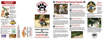 perceptive graphics pet sitter full color click here to see a full size image to print