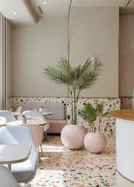 Terrazzo Design Ideas H2r Uses Italian Terrazzo To Create Timeless Design For New