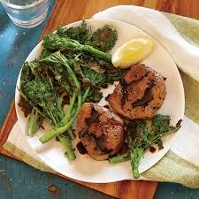 blistered broccoli rabe recipe