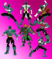Henshin Grid: Power Ranger Samurai Various Modes (SPOILERS)