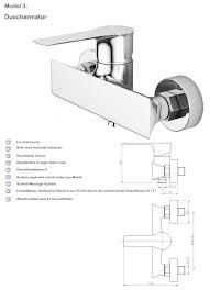 Abstand Mischbatterie Badewanne