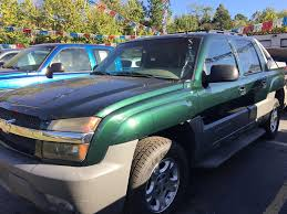 Used Chevrolet Avalanche Under $6,000 For Sale ▷ Used Cars On ...