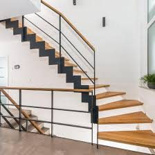 Das edelstahl geländer wurde in einem garten an einer vorhandenen treppe montiert. Treppen Holz Stahl Treppen De Das Fachportal Fur Den Treppenbau