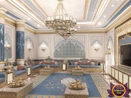 Majlis Interior Design in Dubai, Luxury arabic majlis, Photo 3