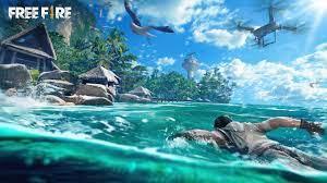 Free Fire Island Scenery 4K Wallpaper ...