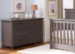 rustic crib furniture. Serta Rustic Grey 084 Northbrook 6 Drawer Dresser Room View A0a Crib Furniture