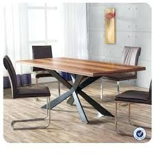 metal and wood dining table whole style wooden dining table metal legs oak dining table reclaimed