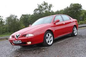 Used car buying guide: Alfa Romeo 166 | Autocar