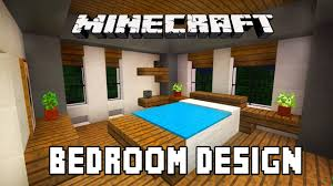 Modern House Bedroom Minecraft Tutorial How To Build A Modern House Ep6 Bedroom