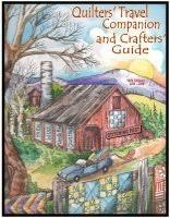 87 Virginia Quilt Shops to Inspire You! & A handy take-along to have. Adamdwight.com