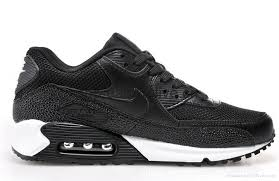 nike shoes air max black 90. new nike air max 90 classic black pearl basketball shoes all sizes for men 5