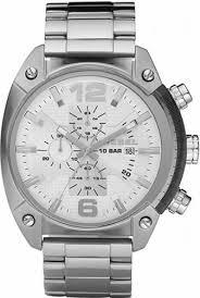 diesel overflow steel chronograph watch dz4203 men s diesel overflow steel chronograph watch dz4203