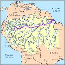 Resultado de imagen para el rio amazonas