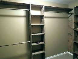 building walk in closets elegant how to build a custom how to make a walk in
