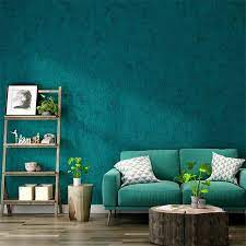 Nordic style peacock blue green ...