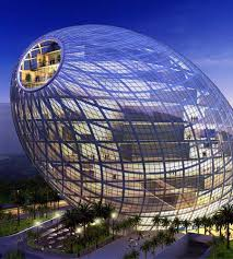 high tech modern architecture buildings. Influenced By Engineering And New Technology, High Tech Is A Style That Celebrates The Display Of Building\u0027s Construction Services. Modern Architecture Buildings L
