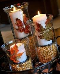 Fall Table Decorations With Mason Jars 100 Fall Coffee Table Décor Ideas DigsDigs 100