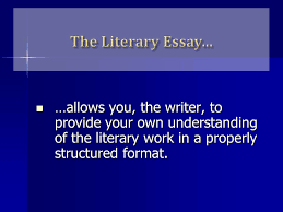 structured essay essay writing structure ppt antwl college application essay format example immigration english regents essay booklets