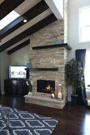 gallery pictures for stacked slate fireplace pictures installing dry stack stone