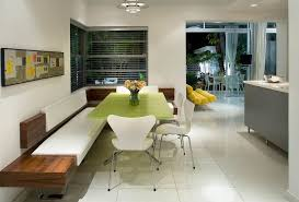 modern kitchen table with bench. Modern Kitchen Table With Bench I
