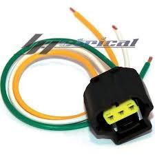 alternator repair plug harness 3 wire connector fits nissan altima Auto Wire Harness repair plug harness connector 3 wire pin fits mercury mariner milan 2 5l 09 11