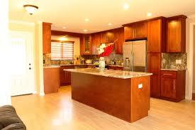 Natural Cherry Wood Kitchen Cabinets Models Kitchen Light Cherry