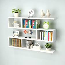 s shaped bookcase uk floating wall shelves in black white and wood effect tree s shaped bookcase uk l black corner house shelves white shelf floating