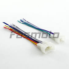 toyota stereo wiring harness adapter toyota image shop car stereo head unit harness adapter on toyota stereo wiring harness adapter