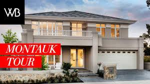 The Montauk display home - YouTube