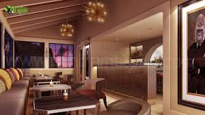 commercial bar lighting. Interior-design-rendering-for-commercial-bar Commercial Bar Lighting I