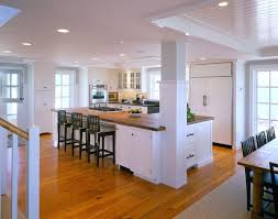 countertop support posts kitchen island