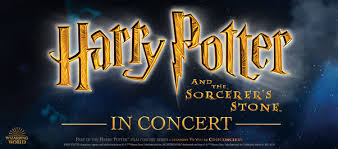 Mahalia Jackson Theater For The Performing Arts Seating Chart Shows Harry Potter And The Sorcerers Stone In Concert