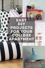 apartment decor diy. Best 25 College Girl Apartment Ideas On Pinterest Girls Decor Diy E