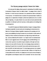 example of double spaced essay spacing and indentation  odyssey student at your paper topics evaluating odysseus as the odyssey anti climax is as essay