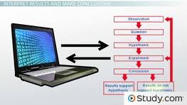 the scientific method steps terms amp examples   video amp lesson  the scientific method applied to environmental problems definition steps and applications