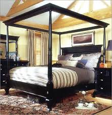 Canopy Beds for Adults | Magnussen Furniture Hastings Poster Canopy ...