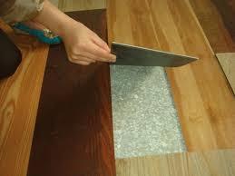 has your vinyl floor been damaged repairing is easy if you follow