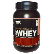 optimum nutrition gold standard 100 whey delicious strawberry 2 lbs